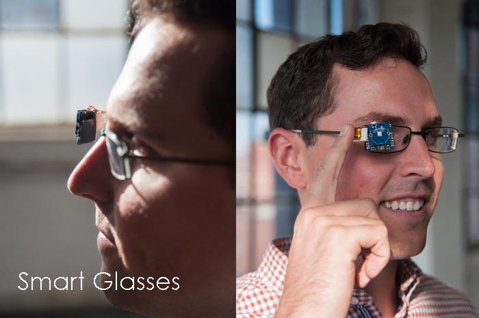 tinyscreen smartglass