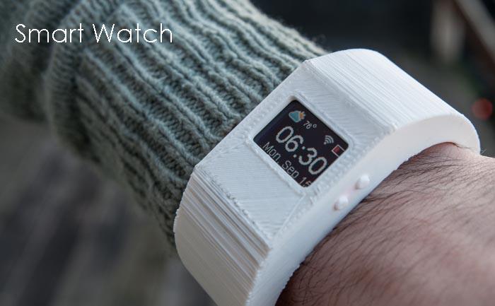 tinyscreen smartwatch kit