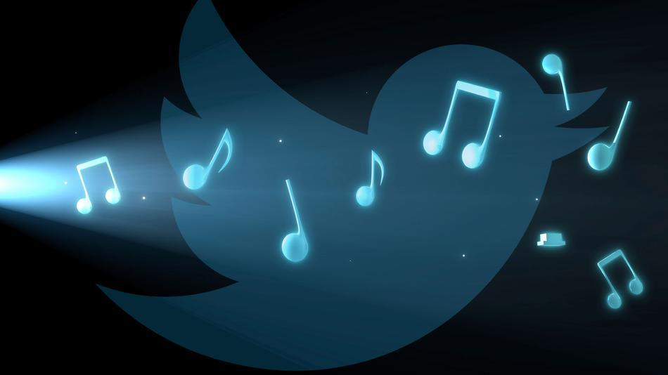 Twitter lien audio
