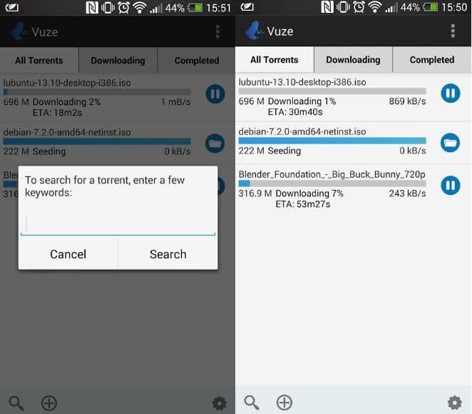 comment telecharger un film sur utorrent android