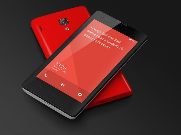 xiaomi redmi one s