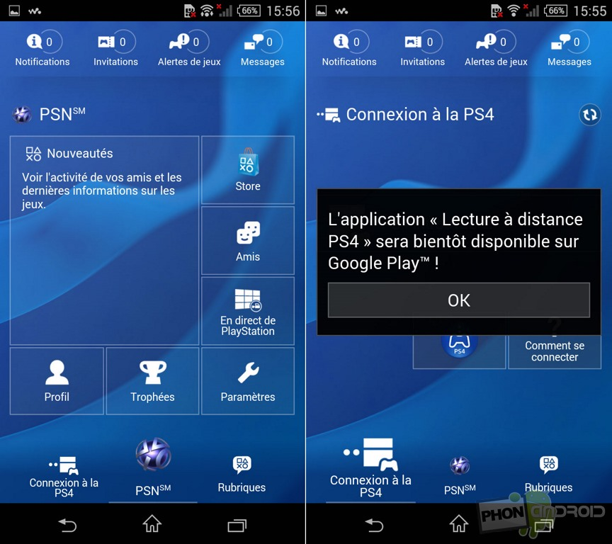 xperia z3 compact playstation
