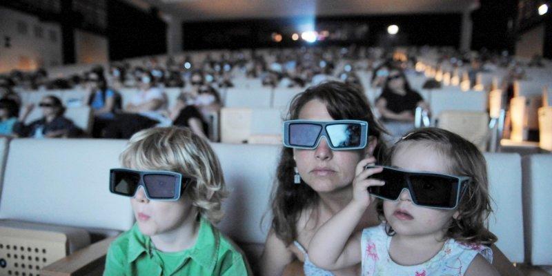 écrans 3D dangereux enfants