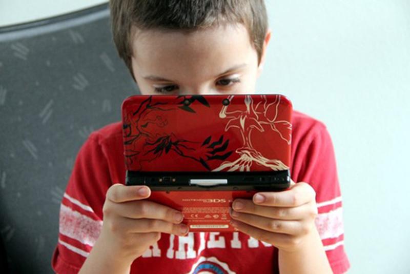 Ecrans 3D enfants troubles