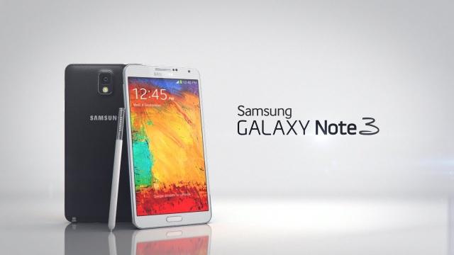 Glaxy Note 3