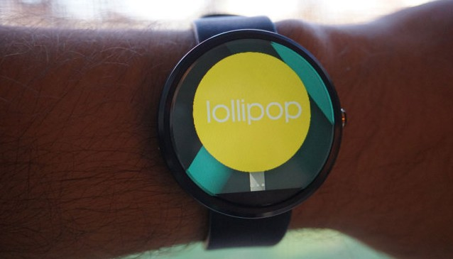 Android-wear-lollipop
