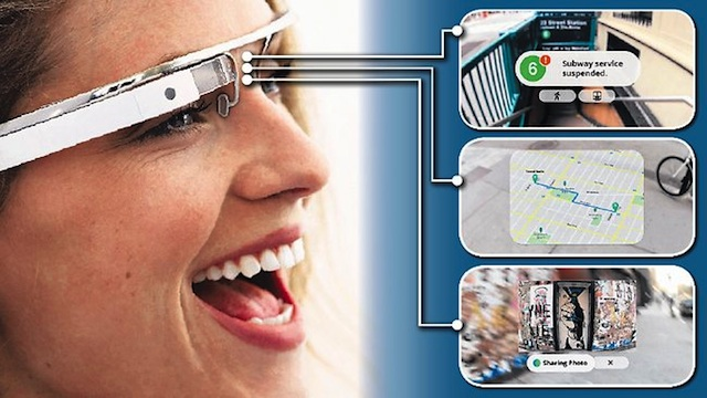 Google Glass usages infinis