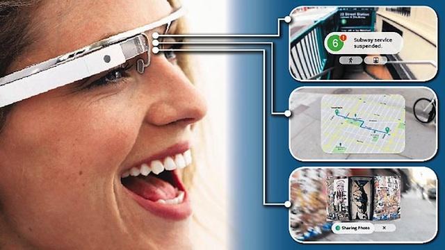 Google Glass usages infinis