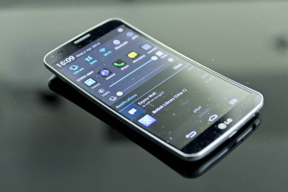 LG G Flex sortie 2