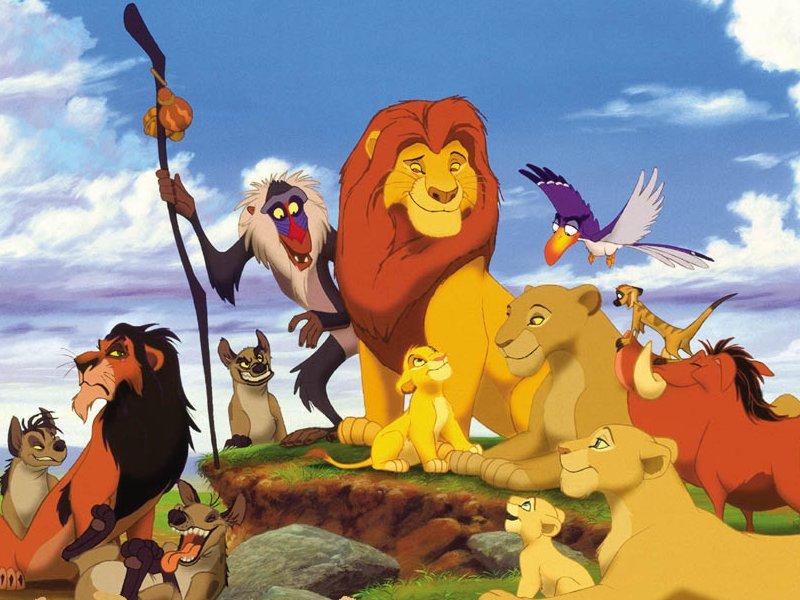 Le Roi Lion proposé par Disney Movies Anywhere