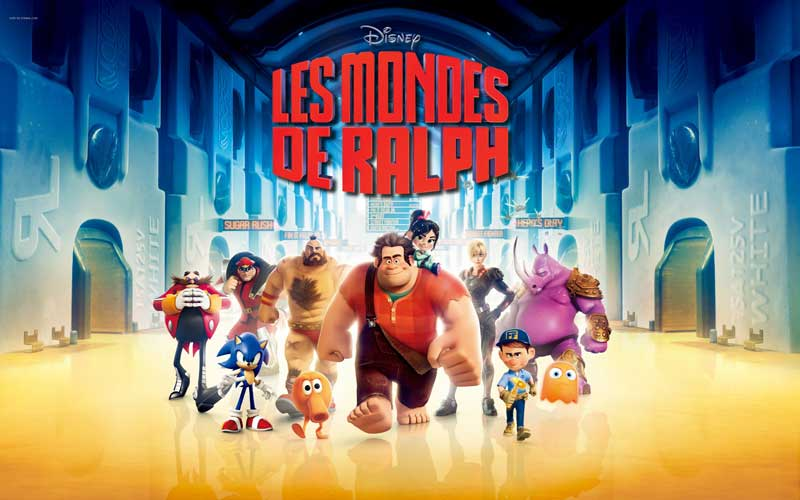 Les Mondes de Ralph : un film proposé par Disney Movies Anywhere