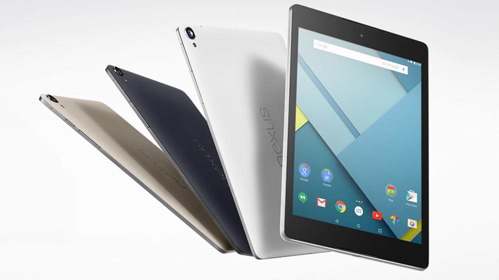 Nexus 9 forte demande
