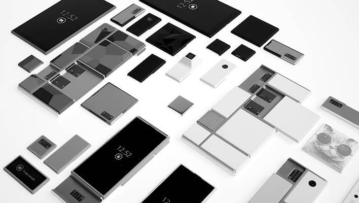 Projet Ara Motorola Google