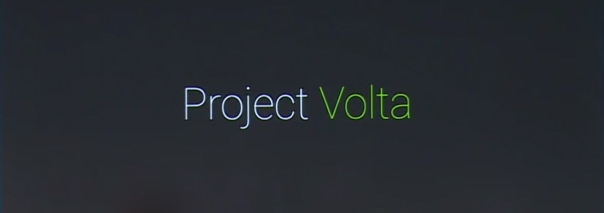 Projet Volta autonomie lollipop