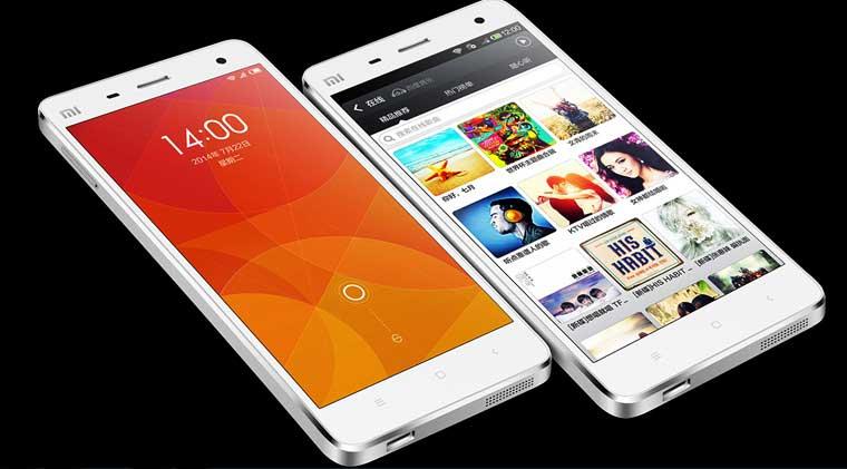 Le Xiaomi Mi4