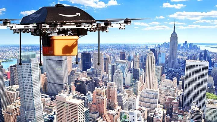 amazon livraison drone
