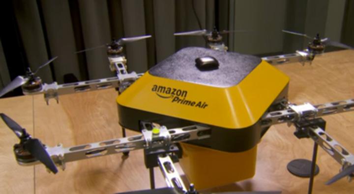 amazon prime air livraison drone