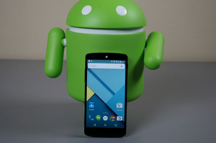 Android 5.0 Lollipop Nexus 5