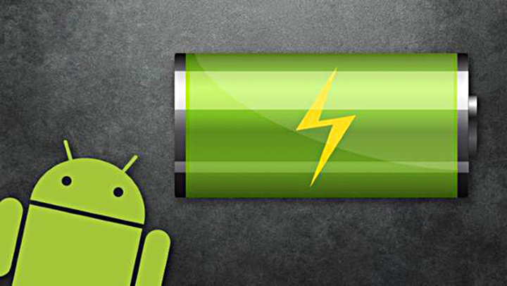 android applications batterie