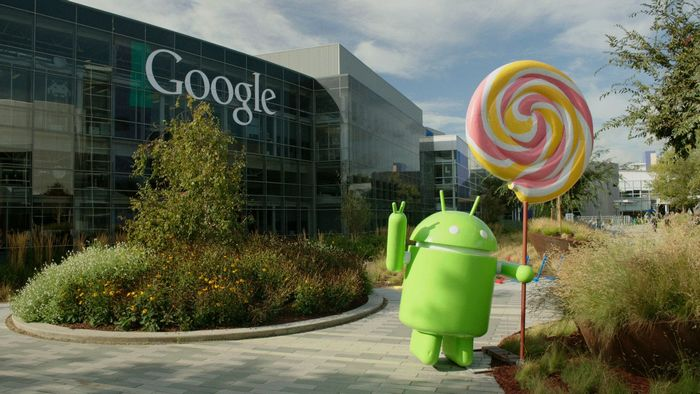 Android Lollipop carte SD