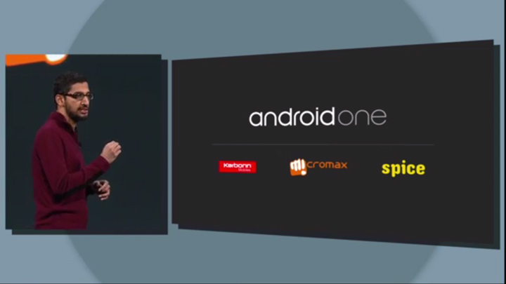 android one sparkle v