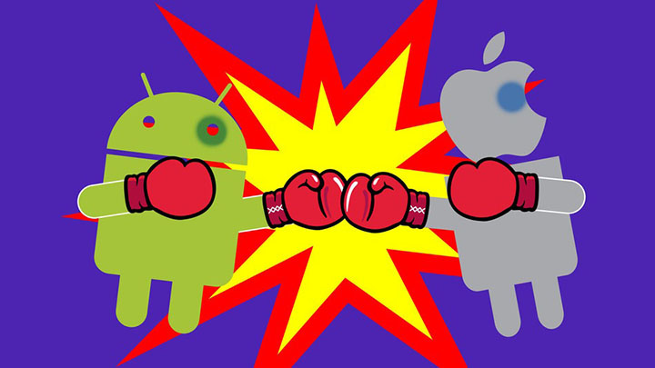 android versions statistiques