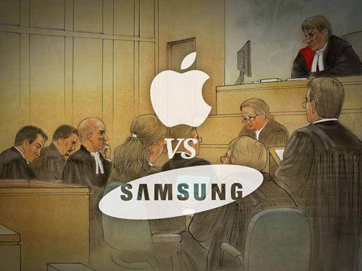 apple samsung brevets royalties