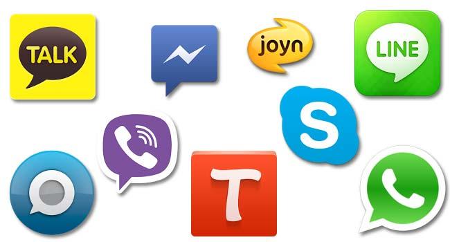 facebook messenger applications messagerie