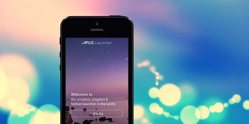 apus launcher ios android