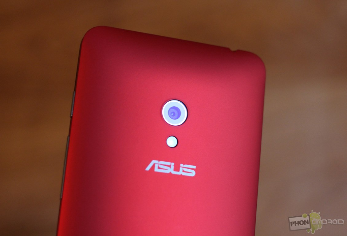 asus zenfone 5 appareil photo