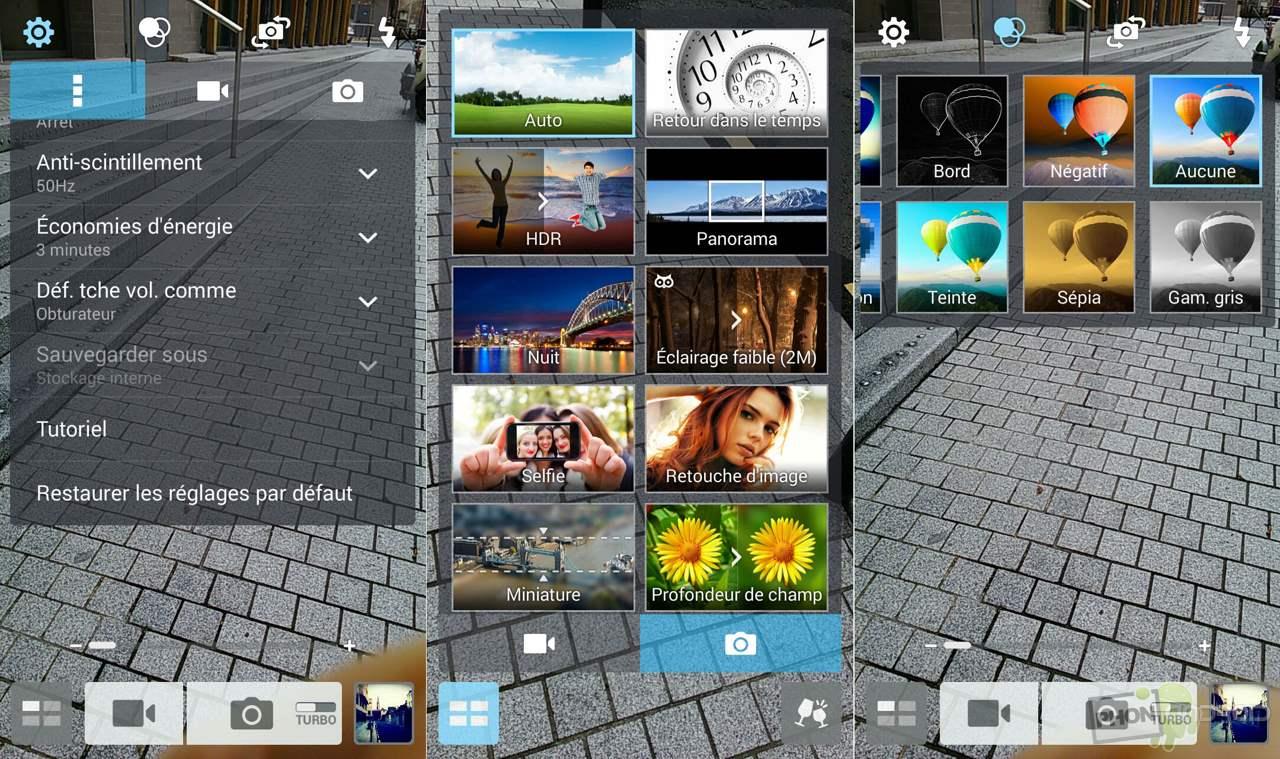 asus zenfone 5 application photo
