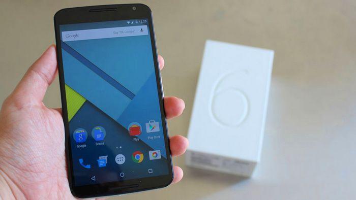 test autonomie Nexus 6