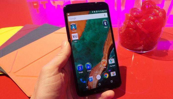 Nexus 6 autonomie