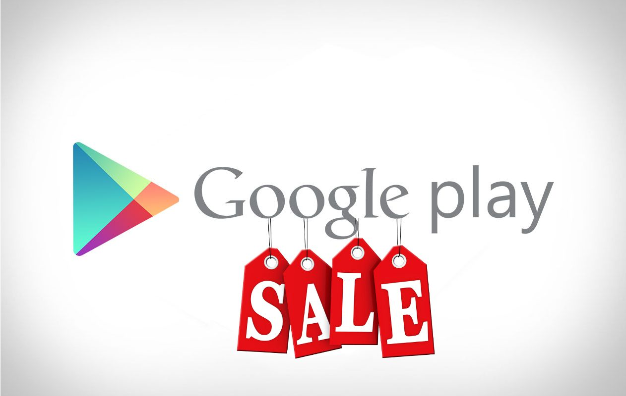 Black Friday les promotions du Play Store