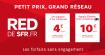 Forfait SFR RED 3 Go en 4G moins cher à 9,99 € par mois @Showroomprivé