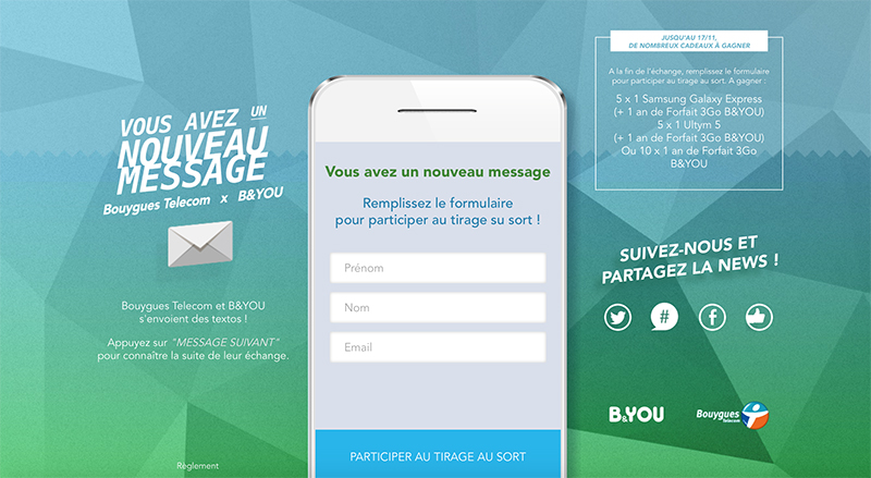 bouygues telecom b&you concours