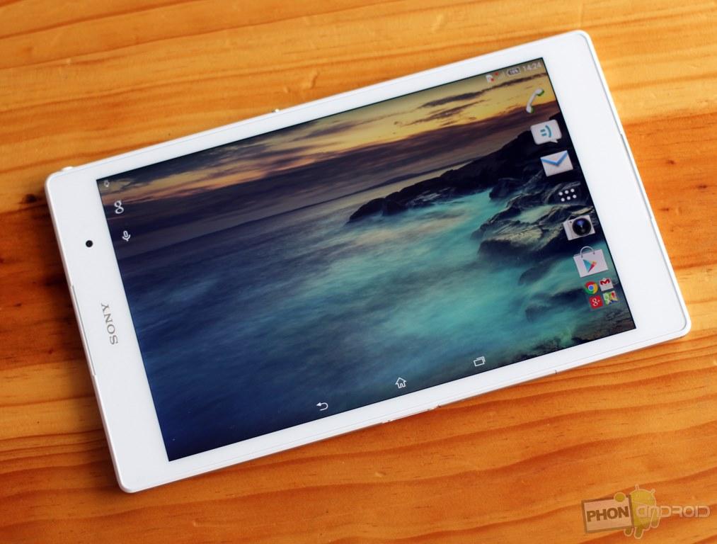 ecran sony xperia z3 tablet compact