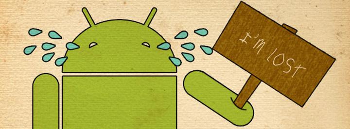 effacer smartphone android perdu vole