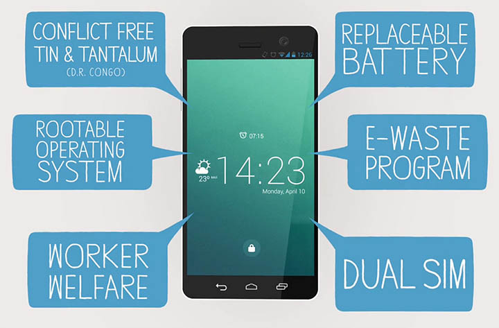 fairphone tantale
