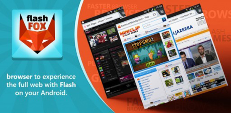 flashfox compatible adobe flash android