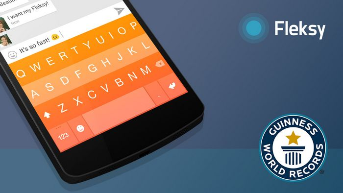 Fleksy Guinness Records