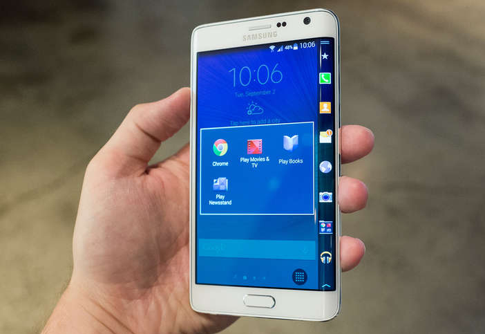 Samsung Galaxy Note Edge Officiel France