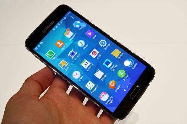 Le Galaxy S5 se vend sous les prévisions de Samsung
