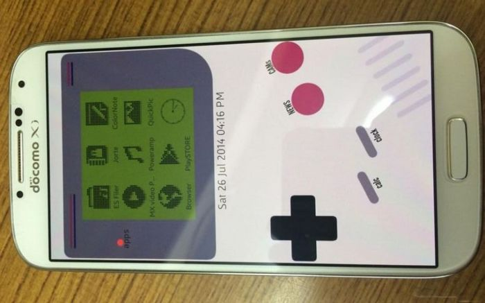 Game Boy smartphone