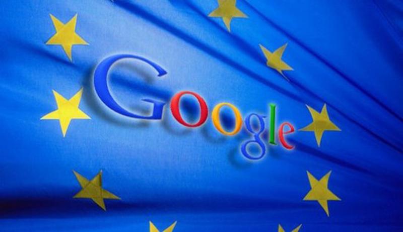 google parlement européen scinder