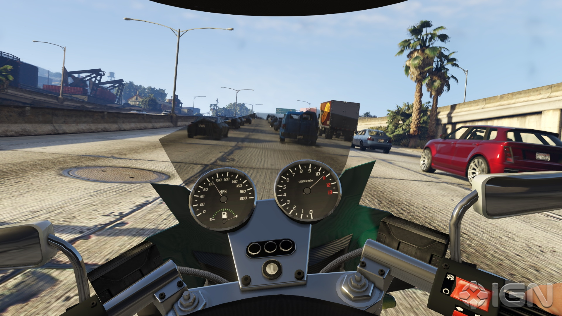GTA V fps véhicules