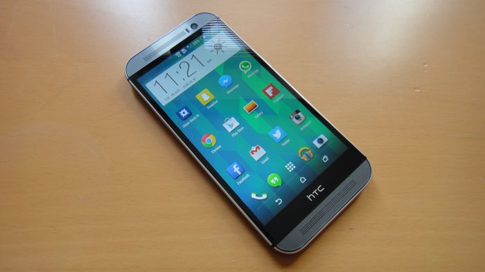HTC One M8 mise à jour Android 5.0 Lollipop