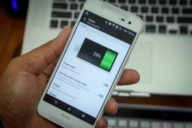 Qualcomm Quick Charge HTC