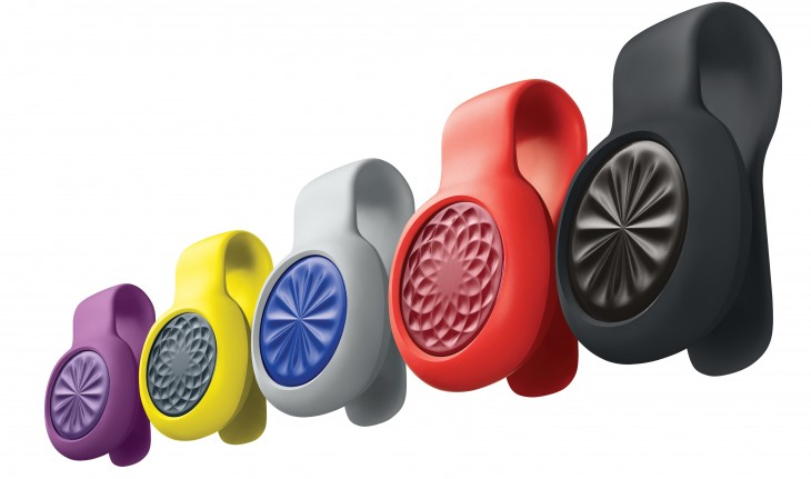 jawbone up move coloris