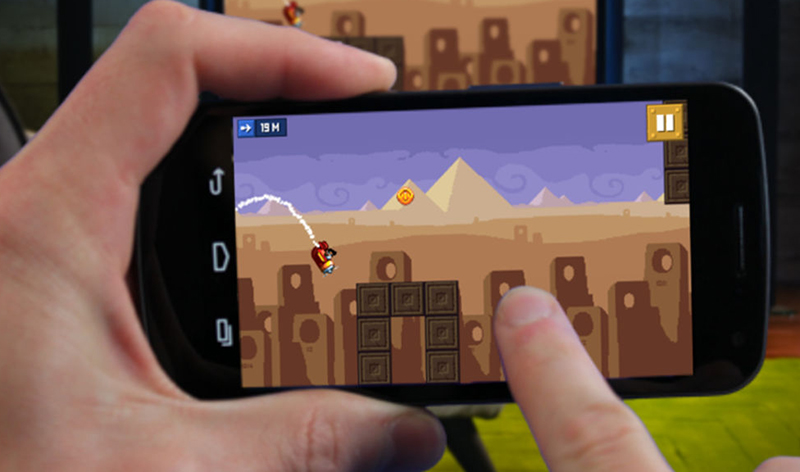 jeux video smartphone android